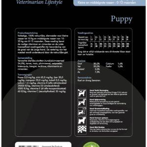 VET-Line, Hund, Puppy, kleine und mittelgroße Rassen