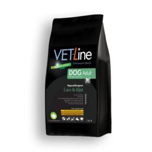 VET-Line, Hund, Adult Lamm & Reis Hypoallergen